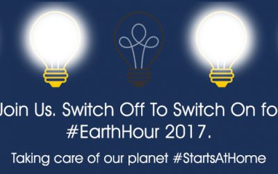 Switch Off To Switch On for Earth Hour