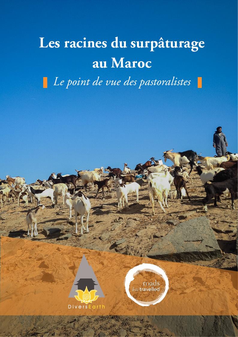 Les racines du surpâturage au Maroc : Le point de vue des pastoralistes brochure