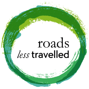 Roads Less Travelled logo